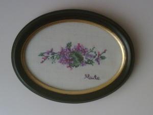 cenefa violetas