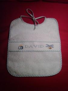 babero David