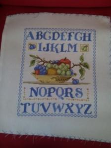 abecedario cocina Ana