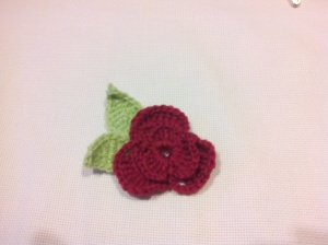 broche front