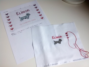 Elinor making of