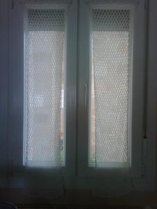 cortinas ganchillo