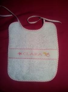 babero Clara