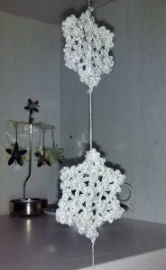 guirnalda snowflake 2