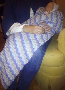 Pablito's blanket 3