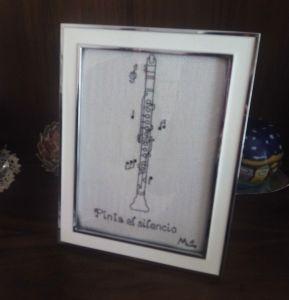 clarinete colocado
