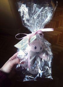 muñeco rosa 9