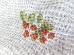 cortina otoño frutos rojos LDH
