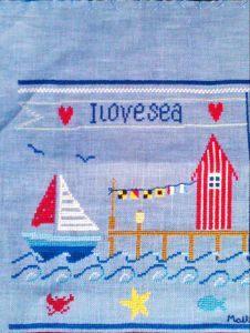 I love sea 6