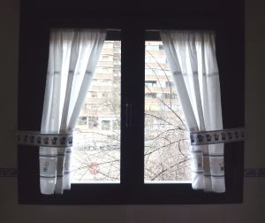 cortinas puestas